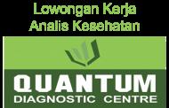 Lowongan Analis Kesehatan PT Quantum Sarana Medik Denpasar