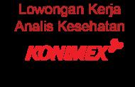 Lowongan Kerja Asisten Analis PT Konimex Solo Juni 2016