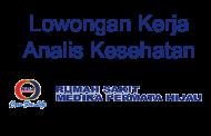 Lowongan Kerja Analis Kesehatan Juni 2016 di Rumah Sakit Medika Permata Hijau Jakarta Barat