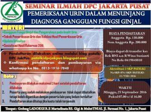seminar analis kesehatan