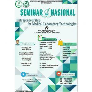 seminar bisnis analis kesehatan